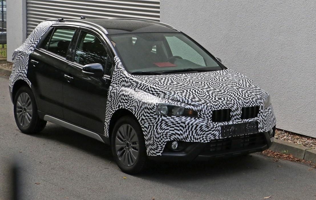 Maruti Suzuki to launch S-Cross facelift in 2017 - Automotive Manufacturers
